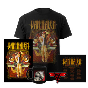 Exclusive Van Halen Men's Bundle