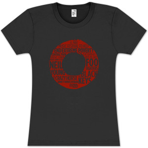 Women's Circle Design T-shirt