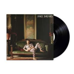 "Jake Shears Limited Edition 12"" Gatefold Vinyl"