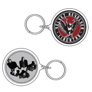 Velvet Revolver Libertad Keychain