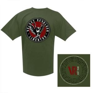 Velvet Revolver Libertad Tour Tee