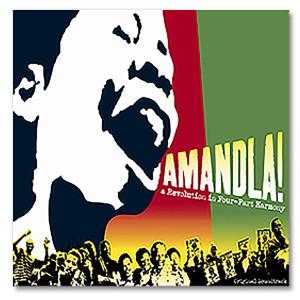 Amandla! The Soundtrack CD