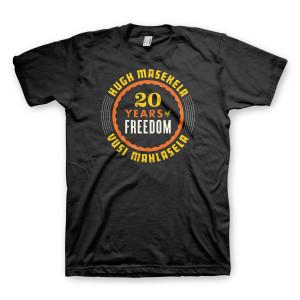 20 Years of Freedom Tee