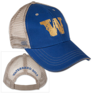 Watershed Festival 2013 Official Trucker Cap