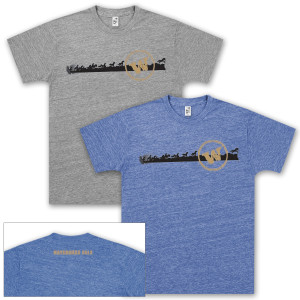 Official Watershed Festival T-shirt