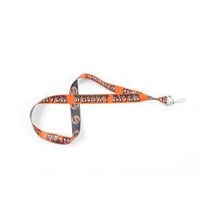 Whisky River Lanyard - Black