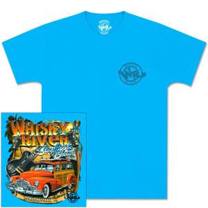 Whisky River Jax Caribbean Woody T-Shirt