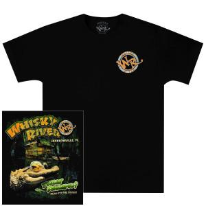 Whisky River Jax Feelin' Swamped T-Shirt