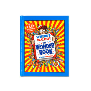 Where's Waldo? The Wonder Mini-Book