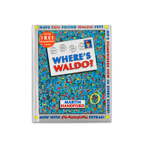 Where's Waldo? Mini-Book