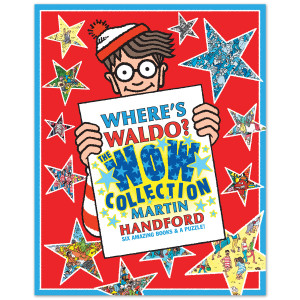 Where's Waldo Wow Collection Book