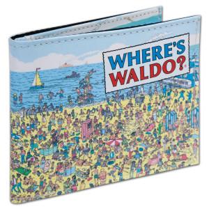 Where's Waldo? Beach Micro Fiber Wallet
