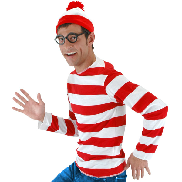 Where's Waldo? Costume Kit