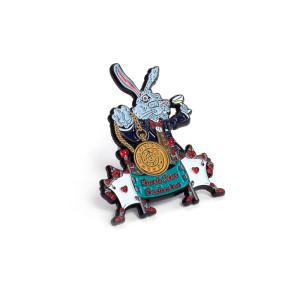 DSO Wonderland Pin