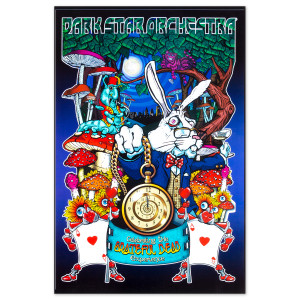 DSO Crazy Rabbit Poster