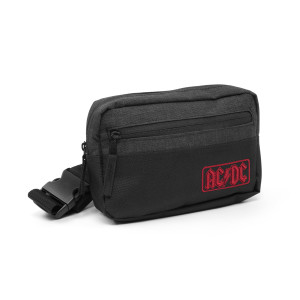AC/DC Waist/Sling Bag with Logo
