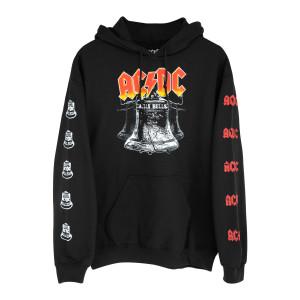 AC/DC Hell's Bells Black Hoodie