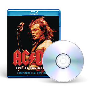 AC/DC Live At Donington BluRay