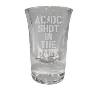 Shot In The Dark Laser Engraved Shot Glass