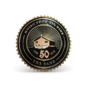 50th Anniversary Pin
