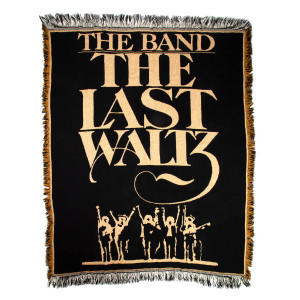"The Band ""The Last Waltz"" Throw"