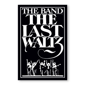 The Last Waltz Pin