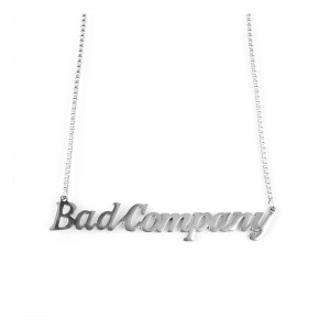 Bad Company Chain Necklace