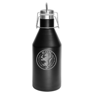 Lion Crest 64 oz Beer Growler