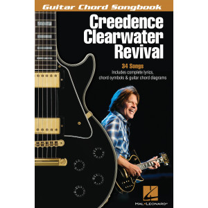 Creedence Clearwater Revival Guitar Chord Songbook