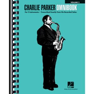 Charlie Parker Omnibook - Volume 2