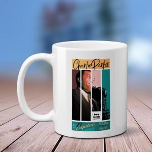 Charlie Parker at 18th & Vine Coffee Mug