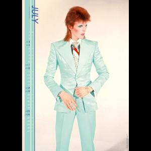 David Bowie Official A3 2020 UK Calendar
