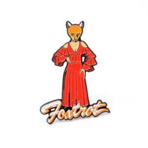 Foxtrot Pin