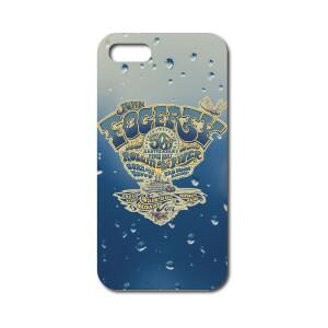 50th Anniversary Crest Rain Phone Case