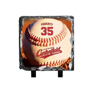 35th Anniversary Centerfield Photo Slate