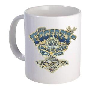 50th Anniversary Crest Mug