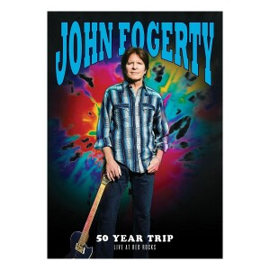 50 Year Trip: Live at Red Rocks DVD