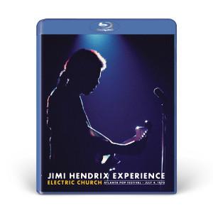 Jimi Hendrix Experience: Electric Church BR DVD