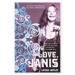 Love Janis - By Laura Joplin - Signed Book