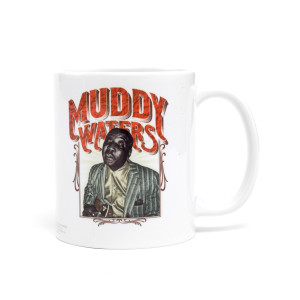 "Muddy Waters ""I Got My Mojo Workin"" Mug"