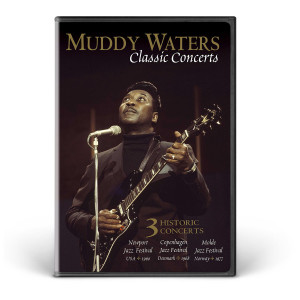 Muddy Waters -  Muddy Waters / Classic Concerts DVD