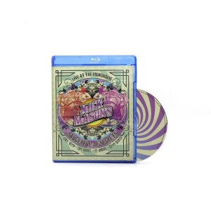 Nick Mason's Saucerful of Secrets Live At The Roundhouse Blu-ray