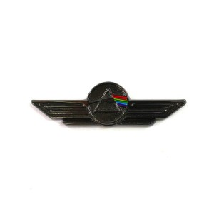 The Pink Floyd x Sloth Steady Wings Pin