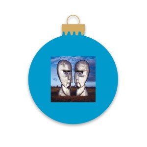 Division Bell Holiday Ornament
