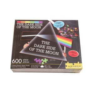 The Dark Side of the Moon 2 in 1 Puzzle
