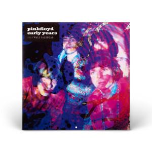 Pink Floyd Early Years 2019 Wall Calendar