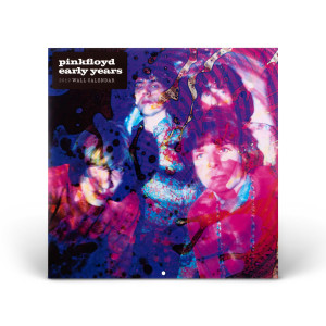 Pink Floyd Early Years 2019 Wall Calendar