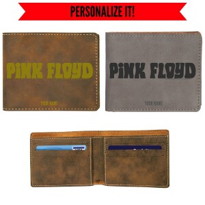 Piper Logo Vegan Leather Wallet