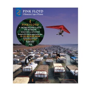 A Momentary Lapse Of Reason (Remixed & Updated) BR DVD/CD