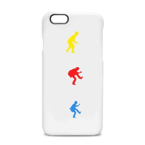 Colored Icons Cell Phone Case